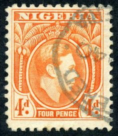Inc 4d Orange Lmm Nigeria 1938-51 Kgvi Set To 5/ Very Clean Comfortable And Easy To Wear