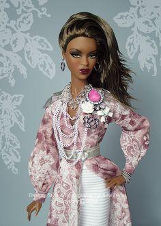 Beautiful Barbie Dolls, Vintage Barbie Dolls, Barbie Barbie, Pretty Dolls, Fashion Dolls, Fashion Outfits, Afro, African American Dolls, Poppy Parker