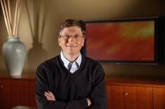 #vidaenrosario Bill Gates en busca del inodoro perfecto