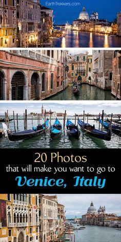 Venice Italy Photos