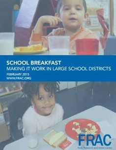 School Nurse's Corner: School Breakfast – Making it Work in Large Districts- pinned by @PediaStaff – Please Visit  ht.ly/63sNt for all our pediatric therapy pins