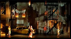 A Catered Affair | David Gallo | Theater Set Design