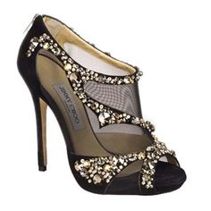 Gotta love Jimmy Choos, even if I will never throw down that kind of money for them, I can still appreciate!