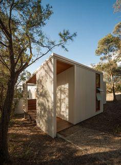 Southern Tasmanian Beach House, Matt Williams Architects