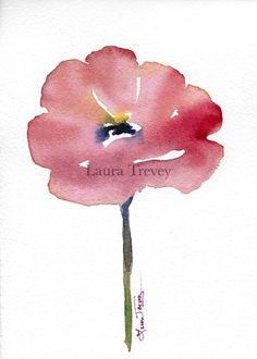 Pink Poppy Original