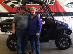 Henry & Donna got their Prowler from Ralph's Motorsports!