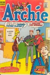 Archie comics ... Little lulu...