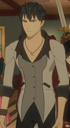 Qrow ain't having none of your shit today