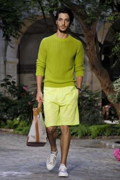 Hermès Spring/Summer 2013 collection.