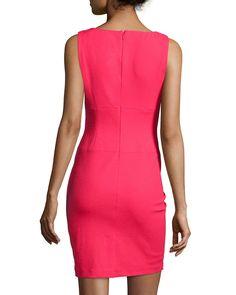 Penelope Stretch Sheath Dress