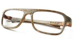 Rolf Spectacles allows your own personal fashion to actually be fashioned from stone.