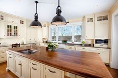 Can You Live With Wood Countertops | Kitchen Designs . com - The Blog of Kitchen Designs by Ken Kelly Long Island Kitchen and Bath Design Showroom, kitchen island love w/o wood countertops