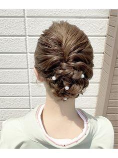 mallia-hair【マーリャヘアー】着物に似合うヘアセット