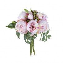 Sia Bouquet de pivoine H35cm € 35