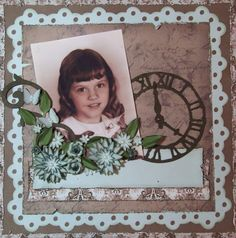 Time Marches On - Scrapbook.com