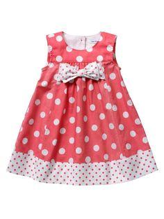On Sale Promotion lovely polka dot kids dress with bow little girls summer dress Little Girl Summer Dresses, Girls Easter Dresses, Girls Summer Outfits, Toddler Girl Dresses, Toddler Outfits, Kids Outfits, Girls Dresses, Dresses 2013, Summer Clothes
