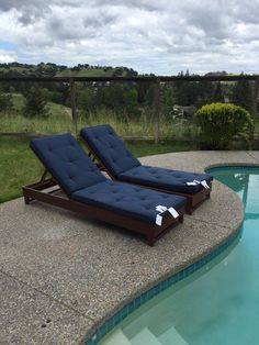 Chaise lounge chairs   Do It Yourself Home Projects from Ana White