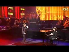 """Yanni """"With An Orchid"""" 2009 with latin vocalist Cristian Castro performing vocals"""