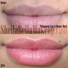 Permanent Lip Stain!