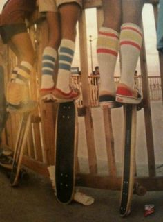 Socks - Photography unknown (vianovaleemag)
