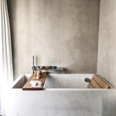 modern bathroom designs without bathtub Modern Bathtub, Modern Bathroom Design, Bathroom Interior Design, Modern Interior Design, Bathroom Designs, Bath Design, Minimalist Interior, Home Design, Japanese Bathroom