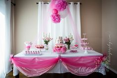 Pink Baby Shower San Diego Family Photographer www.facebook.com/AllColorsPhotographySD