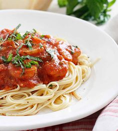9 High-Protein Pasta Dinners Under 400 Calories - SELF