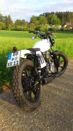 clean dirt bike