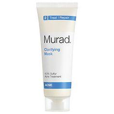 Murad - Clarifying Mask  #sephora