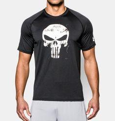 Camiseta Under Armour® Transform Yourself El Castigador para hombre Polos 75ec9da8d93bd