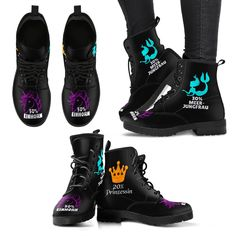 All Black Sneakers, Sneakers Nike, Timberland Boots, Snug Fit, Combat Boots, Air Jordans, Lace Up, Leather, Ohio