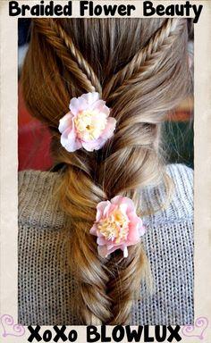 Braided Flower Beauty