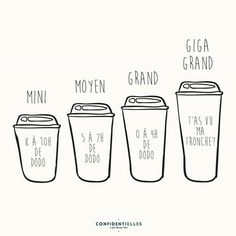mot cafeiné - Confidentielles