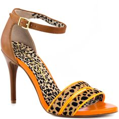 Jessica Simpson's Multi-Color Jessies - Cedar Blk Leopard Pony for 89.99 direct from heels.com