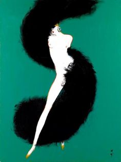 René Gruau was born in 1909 with an aristocratic title: Renato Conte de Savagli-Ricardelli, in Rimini on the Adriatic coast of Italy. His French mother, Maria Gruau de la Chesnaie, left his father when René was but three years old. Jacques Fath, Pierre Balmain, Lanvin, Givenchy, Art Amour, Pin Up, Rene Gruau, Elsa Schiaparelli, Illustration Mode
