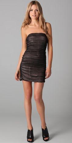 Bb Dakota Gretchen Strapless Dress thestylecure.com