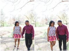 Engagement photography in Greensboro