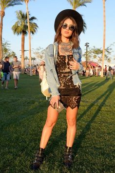 The best in street style from Coachella 2017 - Vogue Australia