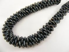 Kumihimo Patterns with Beads | beautifully behaving lentil beads in the kumihimo braid - such a ...