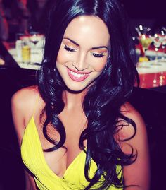 megan fox. .for her I came to earth