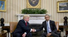 Two experts explain that Trump is president because Obama is black.