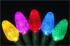 Santa's Best® is dedicated to working with factory engineers and chemists to perfect the coloration of all of our LED categories by selecting the highest   quality wafer, semiconductor size and composition in order to ensure the best color quality of our Color Soft™ and Super Bright LEDs     The Color Soft™ series emulates the warm glow of traditional incandescent lighting