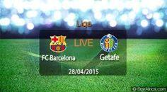 Getafe vs Barcelona Live Soccer, Fc Porto, Uefa Champions League, Psg, Fc Barcelona, Sport Watches, Munich, Sports, Bavaria