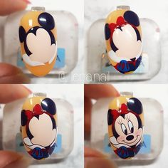69 Ideas Nails Art Tutorial Disney For 2019