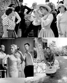 frivolouswhim:  Behind the scenes of The Sound of Music.