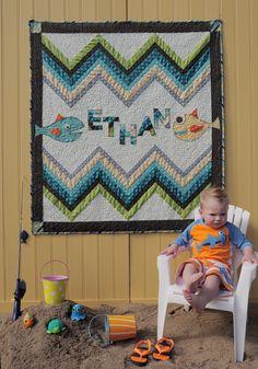 cute kid quilt by ankas treasures