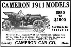 Cameron (automobile) - Wikipedia, the free encyclopedia