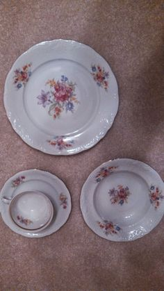 Poland Purple Pink have more items Royal Kent RKT5 DINNER PLATE 1 of 7 avail