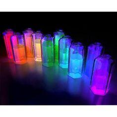Fluorescent Glow-in-the-dark poudre /& Pearl Pigment Set Résine Bijoux À faire soi-même Craft