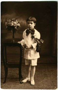Moments in Time, A Genealogy Blog: Fridays Photo: Confirmation